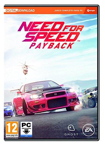 Need for Speed Payback - Standard Edition (La caja contiene un código de descarga) - PC
