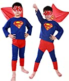 #9: Kuhu Creations® Superman Kids Costume Wear.