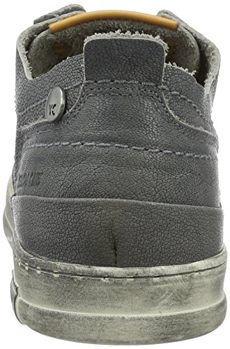 Yellow Cab Seal M, Derby homme Gris