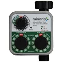 ‏‪Raindrip R675CT Analog 3-Dial Water Timer, 1, Multi‬‏