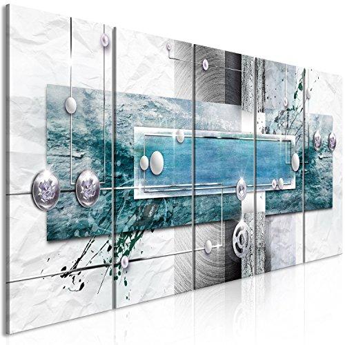 Murando - Cuadro Lienzo Abstracto 200x80 cm Impresión