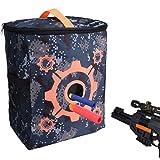 Mml target Pouch Storage Carry Bag equipaggiamento con pezzi ganci per Nerf n-strike Elite