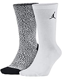 Nike sx5859 – 101 – Calcetines para Hombre, Hombre, SX5859-101, Blanco