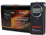 AlcoDigital Platin Alkoholtest mit Swap und Go-Sensor