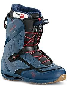 Northwave Legend superlace Men's Boots de snowboard, bleu foncé