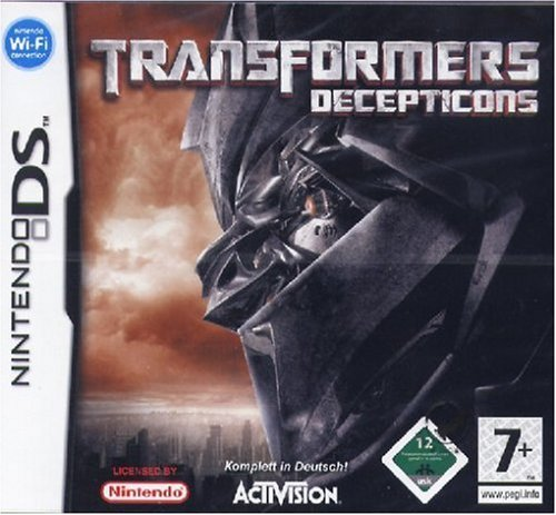 Transformers: Deceptions