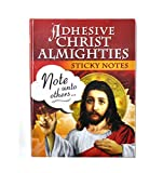 Adhesive Christ Almighties - Jesus Sticky Notes Booklet