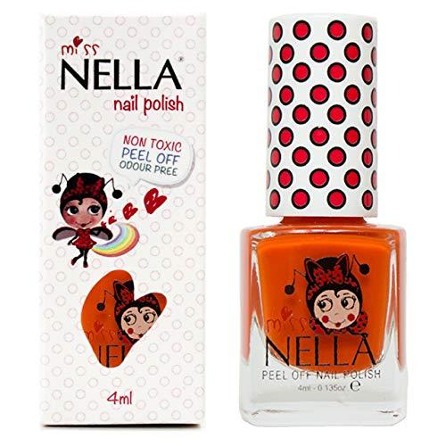Miss Nella POPPY FIELDS- Esmalte naranja especial