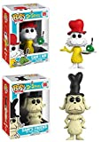 Funko Pop! Dr. Seuss: Sam I Am + Sam's Friend - Green Eggs and Ham Vinyl Set New