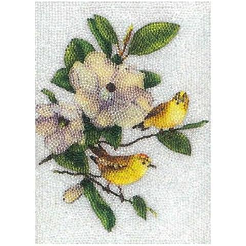 Small bird full-color type of hand work Hamanaka adult