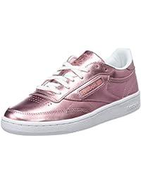 Reebok Club C 85 S Shine, Zapatillas de Tenis para Mujer