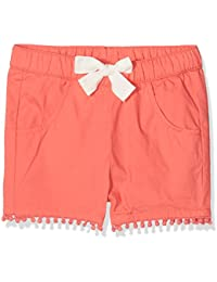 TOM TAILOR Kids Baby Girls' Tape Details Short