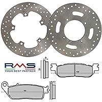 RMS - Kit de freno completo con pastillas de disco para Yamaha X-Max 250,2005/2009