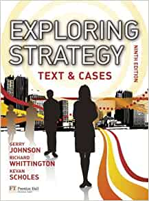 johnson scholes strategy test Test bank for exploring corporate strategy 8th edition by johnson download free sample here for test bank for exploring corporate strategy 8th edition by johnson note : this is not a text book file format : pdf or word.