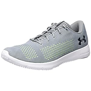 Under Armour Men's Ua Rapid Training Shoes,Grey (Steel ) ,7.5 UK(42 EU)
