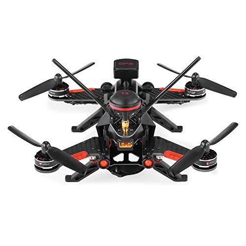 Goolsky Walkera Runner 250 PRO 800TVL 5,8G FPV Racing Drone RC Quadcopter avec GPS/GLONASS OSD DEVO 7 Emetteur