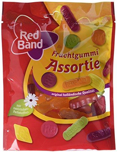 Red Band Fruchtgummi Assortie Beutel, 11er Pack (11 x 200 g)