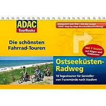 ADAC TourBooks Ostseeküsten-Radweg: Die schönsten Fahrradtouren