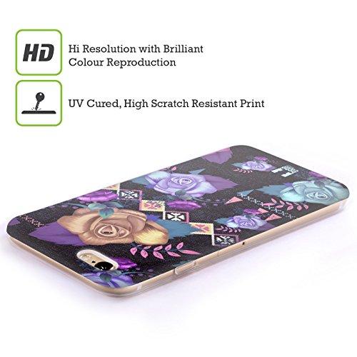Head Case Designs Daisy Fiori Romantici Cover Morbida In Gel Per Apple iPhone 7 Plus / 8 Plus Floreale