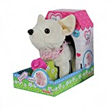 Simba Chi Chi Love ROPY Hund Chihuahua Pudel ferngesteuert Spielzeug Kinder, Farbe:Beige