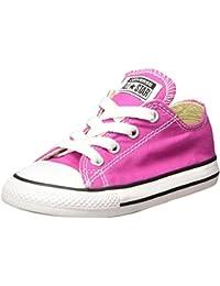 ConverseChuck Taylor All Star Core Ox - Zapatillas Niños^Niñas , color rosa, talla UK-Größe 5