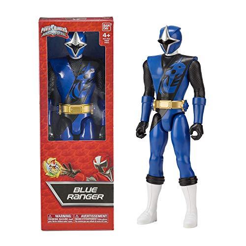Power Rangers 43622 Ninja Stahl 30 cm blau Ranger Figur.