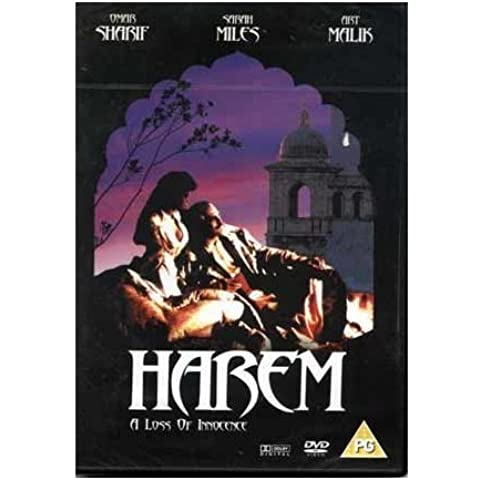 Harem (1986) [ NON-USA FORMAT, PAL, Reg.0 Import - United Kingdom ] by Julian Sands