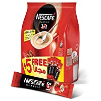 Nescafe 3in1 Instant Coffee Mix Sachet - 20g, 35 Sticks