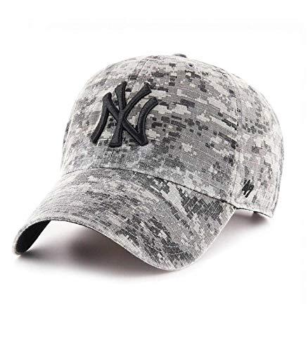 47 Brand Ripstop Cap - Phalanx NY Yankees Grey digital camo - Gi Cap Camo