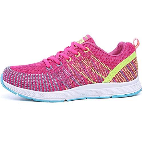 Unisex Laufschuhe Atmungsaktiv Outdoor Running leicht Turnschuhe für Damen Herren