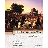 Civilization in the West, Volume C: Since 1789 (Chs 20-30)