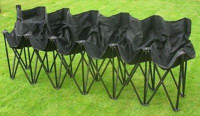 Samba Sports 6-Seater Folding Bench