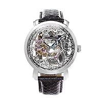 Lindberg & Sons Reloj analógico para Hombre de automático con Correa en Piel SK14H061 de Lindberg&Sons