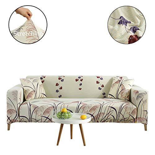KELUINA Fundas sofá elásticas 1 Pieza Estampado