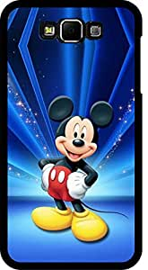 Dot Print Back Cover For Samsung Galaxy J7 Mickey Mouse Printed Case