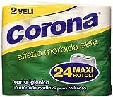 Corona  Carta igienica 24 rotoli