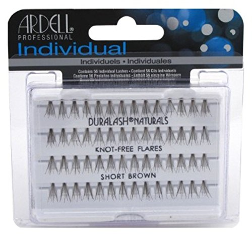 Ardell Duralash Naturals Flare Short Brown (56 Lashes) by Ardell