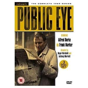Public Eye - Complete 1969 Series [DVD]