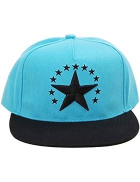 Belsen Kind Hip-Hop Stern Dreidimensional Stickerei Cap Baseball Kappe Hut