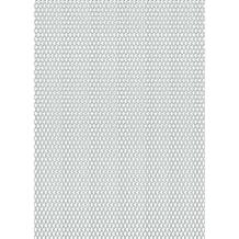 GAH-Alberts 467296 Streckmetallblech - Aluminium, goldfarbig eloxiert, 250 x 500 x 1,6 mm