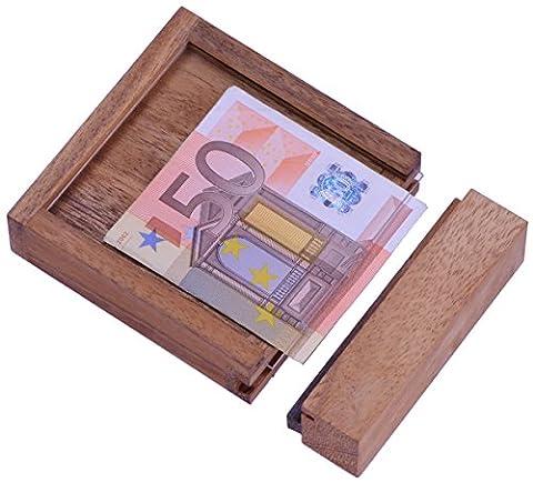 Money - Der Geldschein-Tresor - für Geldgeschenke in schöner Verpackung