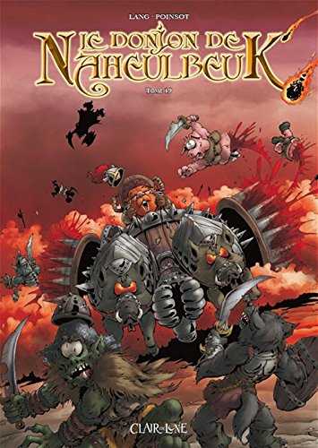Le Donjon De Naheulbeuk - tome 19 (19) par John Lang