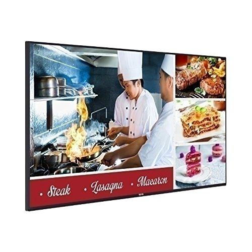 """PD49U01 Vestel, 49"""" (125cm) LCD Monitor, LED, 1920x1080, HDMI, DVI, USB 3.0, WLAN, LAN, ohne Logo"""