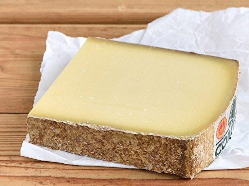 Preisvergleich Produktbild Comte Extra AOP Bergkäse / Volle 18-24 Monate in einer Festung im Jura (Frankreich) ausgereift / Nussig,  pikant,  satt-vollmundig & voller Reifekristalle / Premiumqualität fernab eines Supermarktstandards