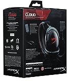 HyperX Cloud Gaming Headset für PC/PS4/Mac schwarz