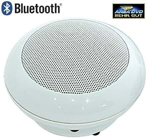 Divoom Bluetune Pop Bluetooth Lautsprecher weiss