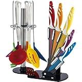 Royalty Line cuchillo 12 piezas RL-KT12 juego de utensilios de cocina