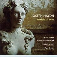 Joseph Haydn, Bartolozzi Trios (And Muzio Clementi, Sonata Op. 27 No. 2)