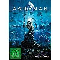 Aquaman Ultimate Collector's Edition inkl. Aquaman Sammlerfigur & Steelbook