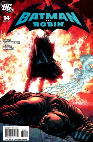 Batman and Robin, Vol. 1 #14A